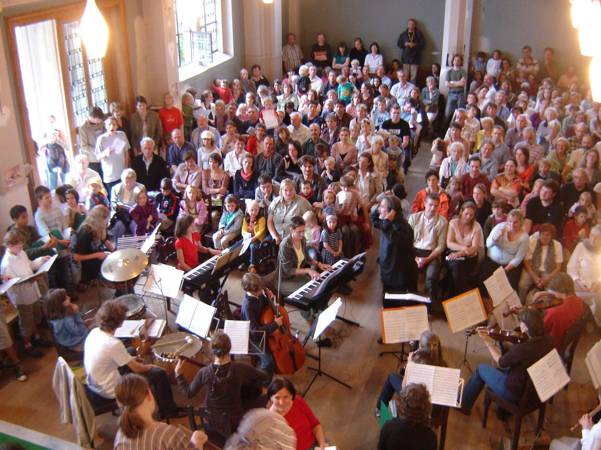 Konzert der Kinder- und Jugendkantorei