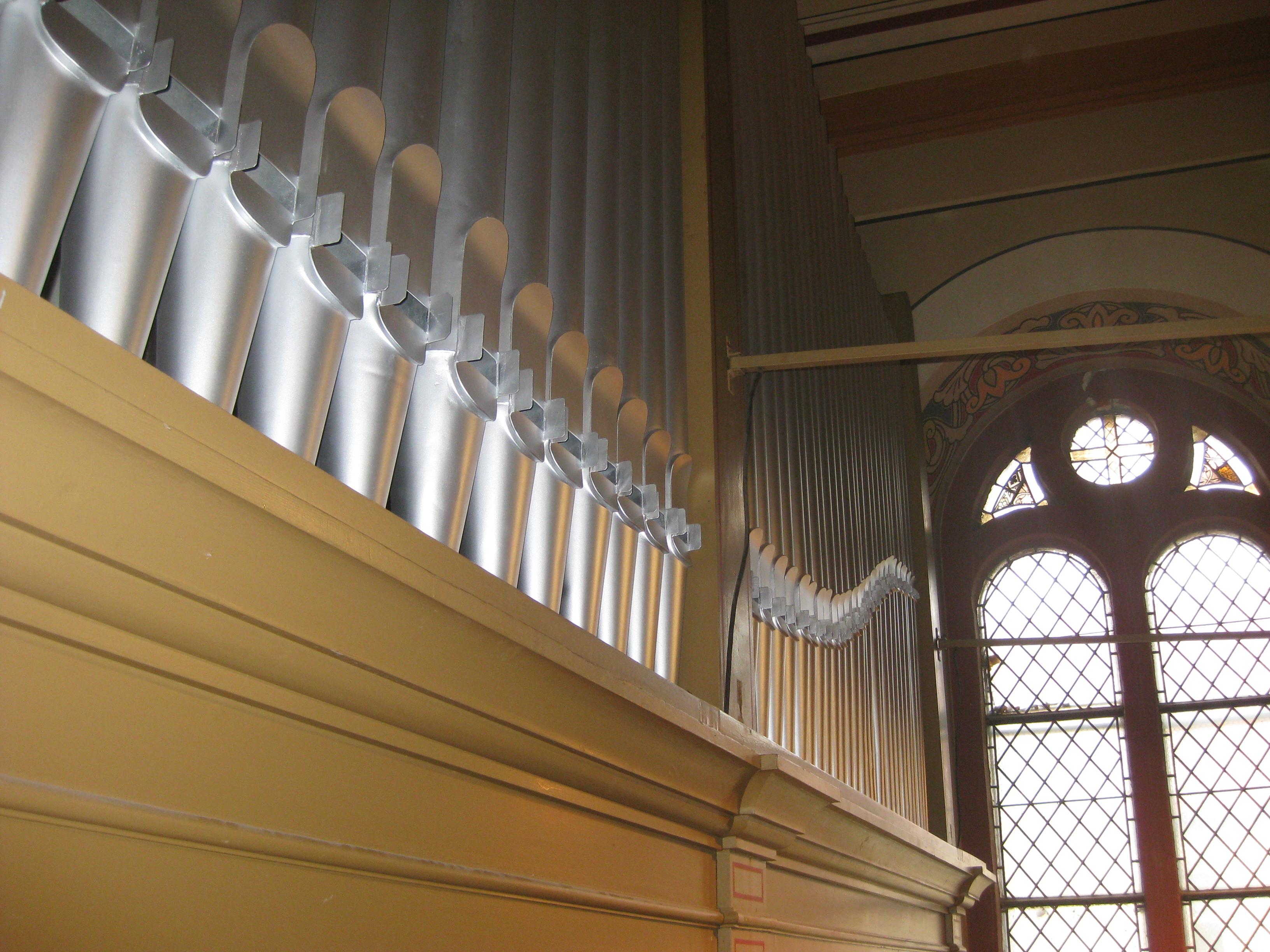 Die Heinze-Orgel