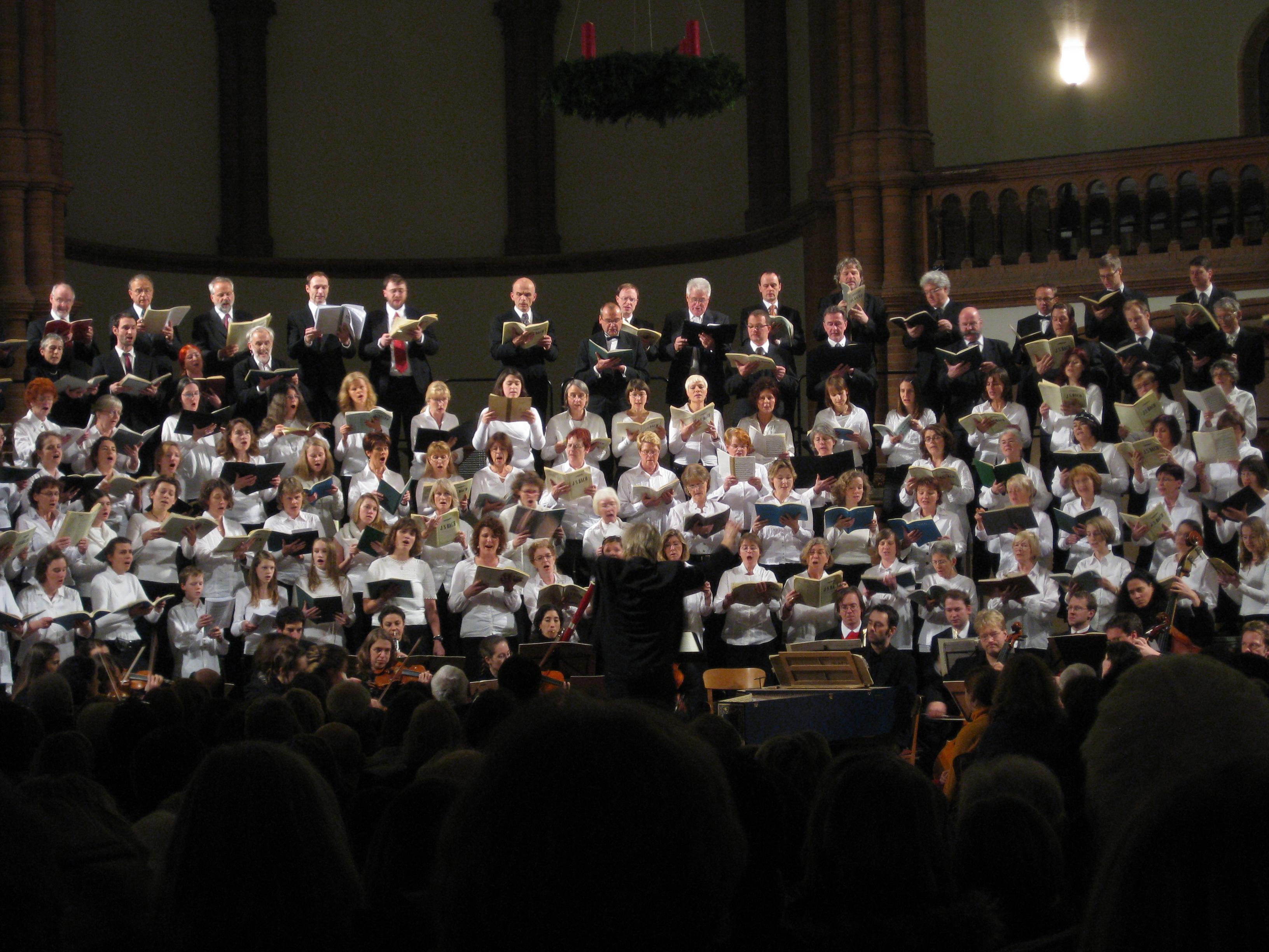 J.S.Bach Weihnachtsoratorium 2008