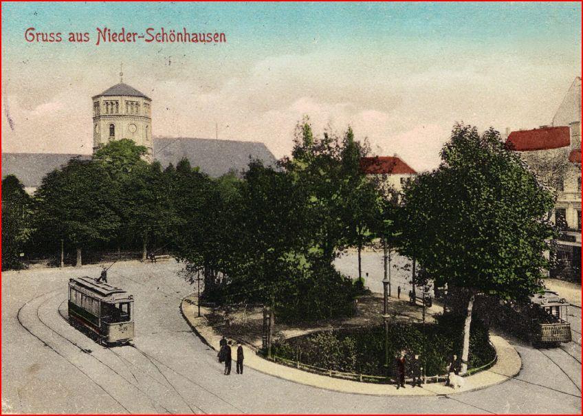 Gruß aus Niederschönhausen 1900